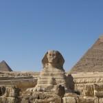Pyramiderne og Sfinx'en