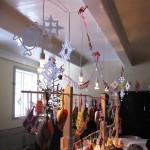 juletræspynt på Frilandsmuseet